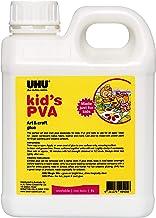 UHU Glue Kids PVA 1litre, (33-49405)