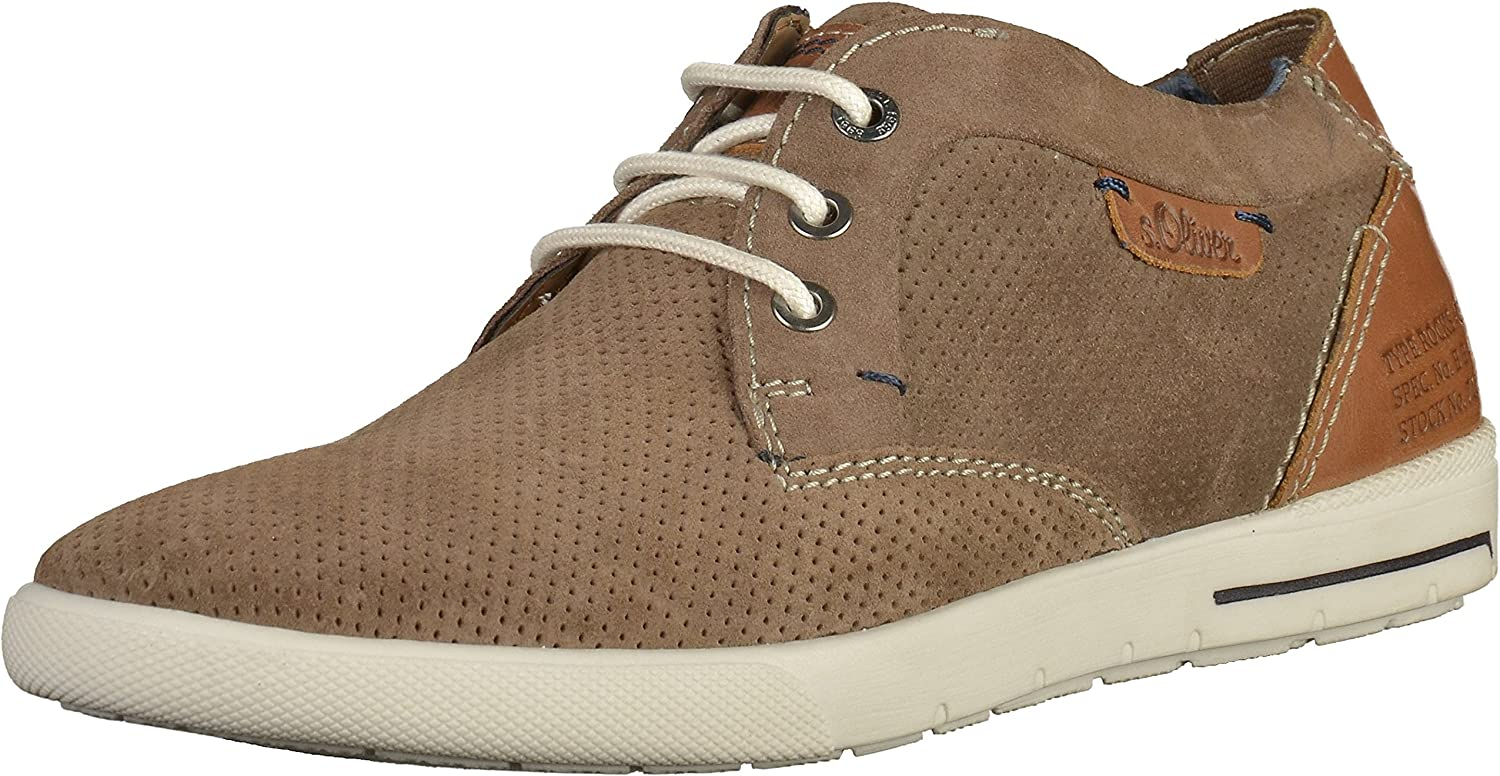 S.Oliver 5-15210-28 Mens Lace Ups