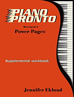 Piano Pronto® Power Pages: Movement 2