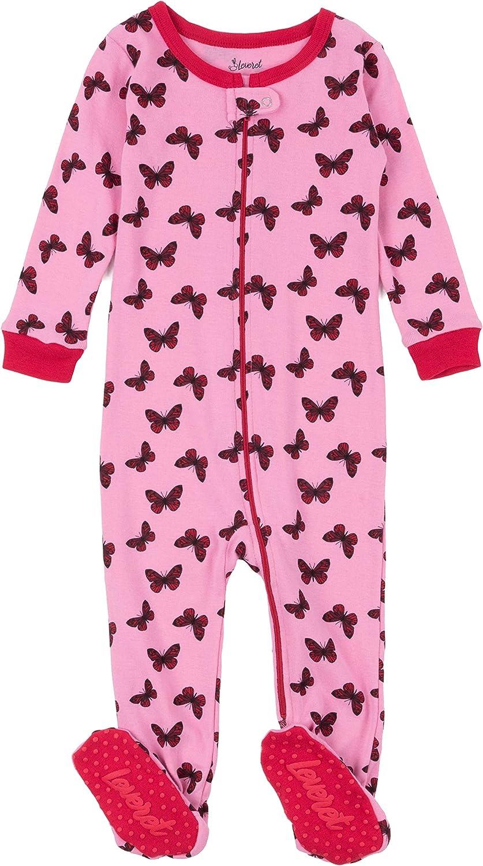 Leveret Kids Pajamas Baby Boys 100% Footed 5% OFF Spasm price Sleeper Girls