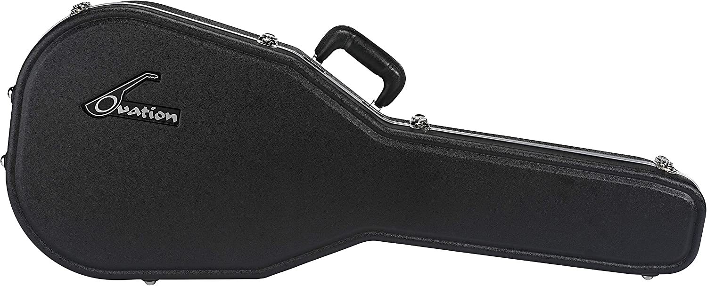 Descuento del 70% barato OV-9158 Estuche BK Deep Bowl    12 cuerdas, Negro  tienda de ventas outlet