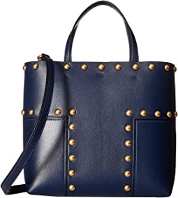 Tory Burch - Block-T Stud Mini Tote