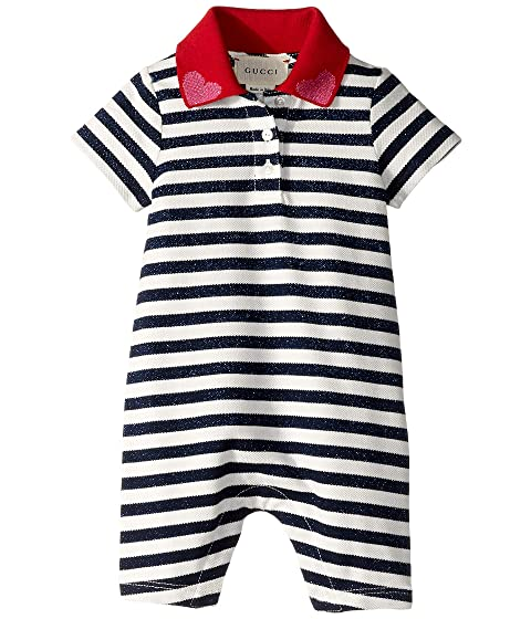 Gucci Kids Striped One-Piece 544090XJALK (Infant)