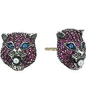 Gucci - Le Marche Des Merveilles Stud Earrings
