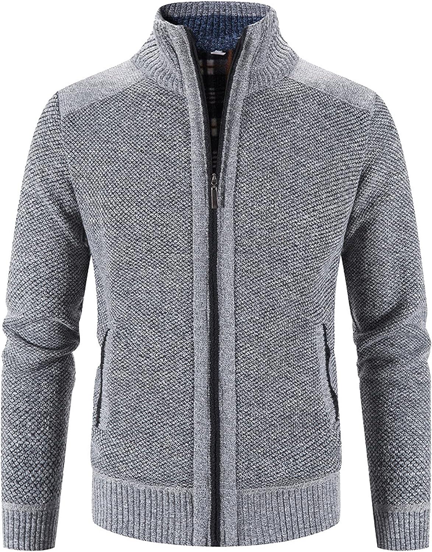 Mens Cotton Cardigan Jacket Plus Max 46% OFF Coats Thicken sale Velvet Outerwear
