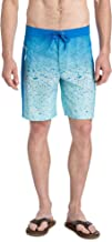 Vineyard Vines Men's Mahi Pieced Tech Board Shorts (34) Azure Blue