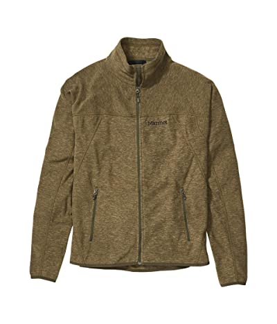 Marmot Pisgah Fleece Jacket (Nori) Men