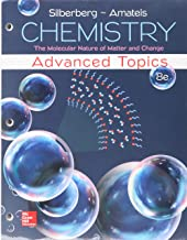 Loose Leaf for Chemistry: The Molecular Nature of Matter and Change with Advanced Topics with Connect 2 Semester Access Card