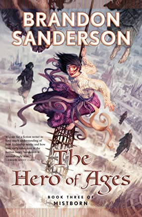 The Hero of Ages: Book Three of Mistborn (English Edition)