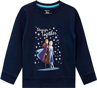 Disney Sudadera para niñas Frozen