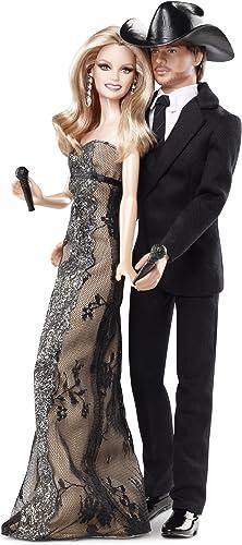 comprar nuevo barato Barbie Collector Tim Tim Tim Mcgraw & Faith Hill Doll Set (japan import)  envío rápido en todo el mundo