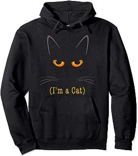 i m a cat hoodie