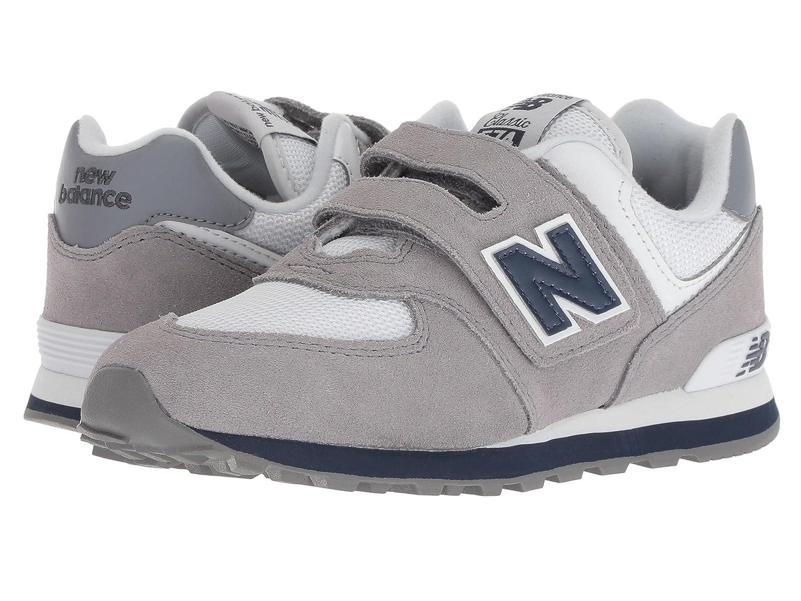 New Balance Kids YV574v1 (Little Kid/Big Kid)Atmospheric grades have affordable shoes