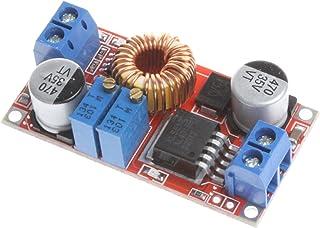 NOYITO DC to DC 5A Adjustable Buck Regulator Power Supply Module CC CV DC 5V - 32V Buck to 0.8V - 30V Output ADJ Constant ...
