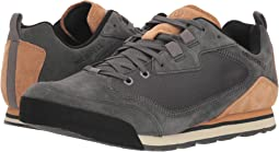 Burnt Rock Travel Suede
