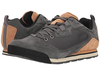 Merrell Burnt Rock Travel Suede (Granite) Men