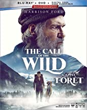 The Call of the Wild [Blu-ray + DVD + Digital] (Bilingual)