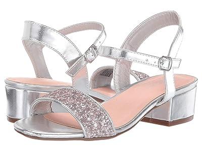 BCBG Girls Hilary (Little Kid/Big Kid) (Silver) Girls Shoes