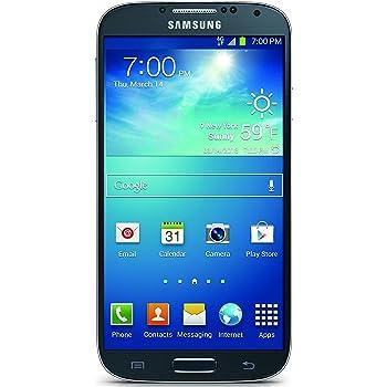 Samsung Galaxy S4 L720 Sprint Wireless No-Contract 4G LTE Smartphone w/ 13MP Camera - Black