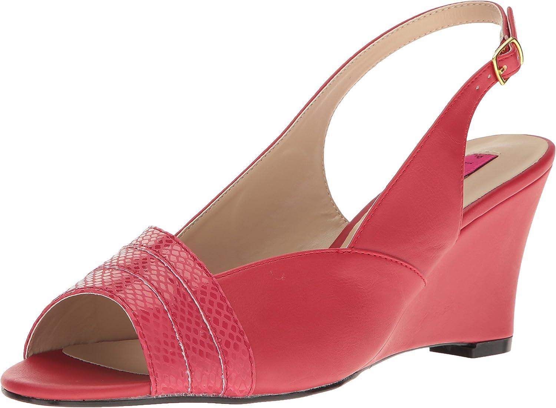 Pleaser Womens Kim01sp Rpu Wedge Sandal