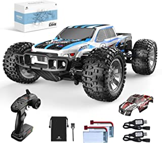 9200E RC Cars 1:10 Scale Large High Speed Remote Control Car for Adults Kids,48+ kmh 4WD 2.4GHz Off Road Monster Truck To...