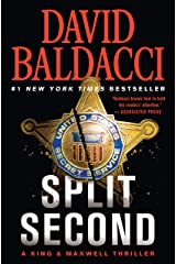 Split Second (King & Maxwell Series Book 1) Kindle Edition