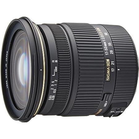 SIGMA 標準ズームレンズ 17-50mm F2.8 EX DC OS HSM キヤノン用 APS-C専用 583545