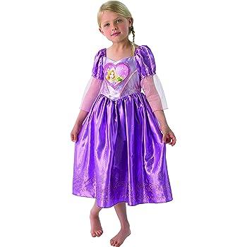 Disney Princess - Disfraz Rapunzel Enredados (Rapunzel) para niña ...