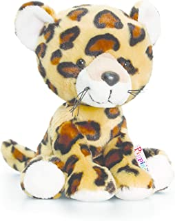 Keel Toys UK Pippins -Spot The Leopard Stuffed Animal Toy 6