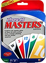Phase 10 Masters Edition Card Game