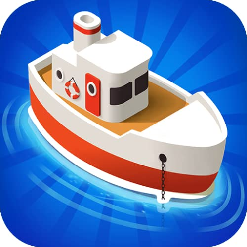 Merge Ship Idle Tycoon Game
