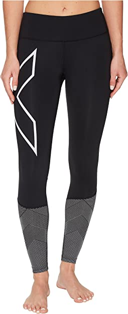 2XU - Mid-Rise Reflect Compression Tights