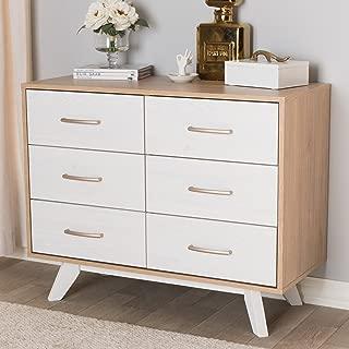 Best baxton studio 6 drawer dresser Reviews