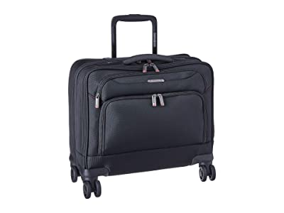 Samsonite Xenon 3.0 15.6 Laptop Mobile Office Spinner (Black) Luggage