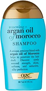 OGX Renewing + Argan Oil of Morocco Shampoo, 3 Ounce Trial Size