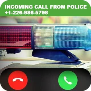 police prank text