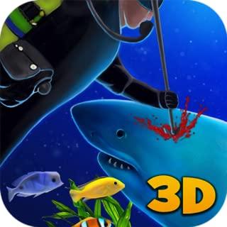 Shark Hunting: Spear Fishing 3D