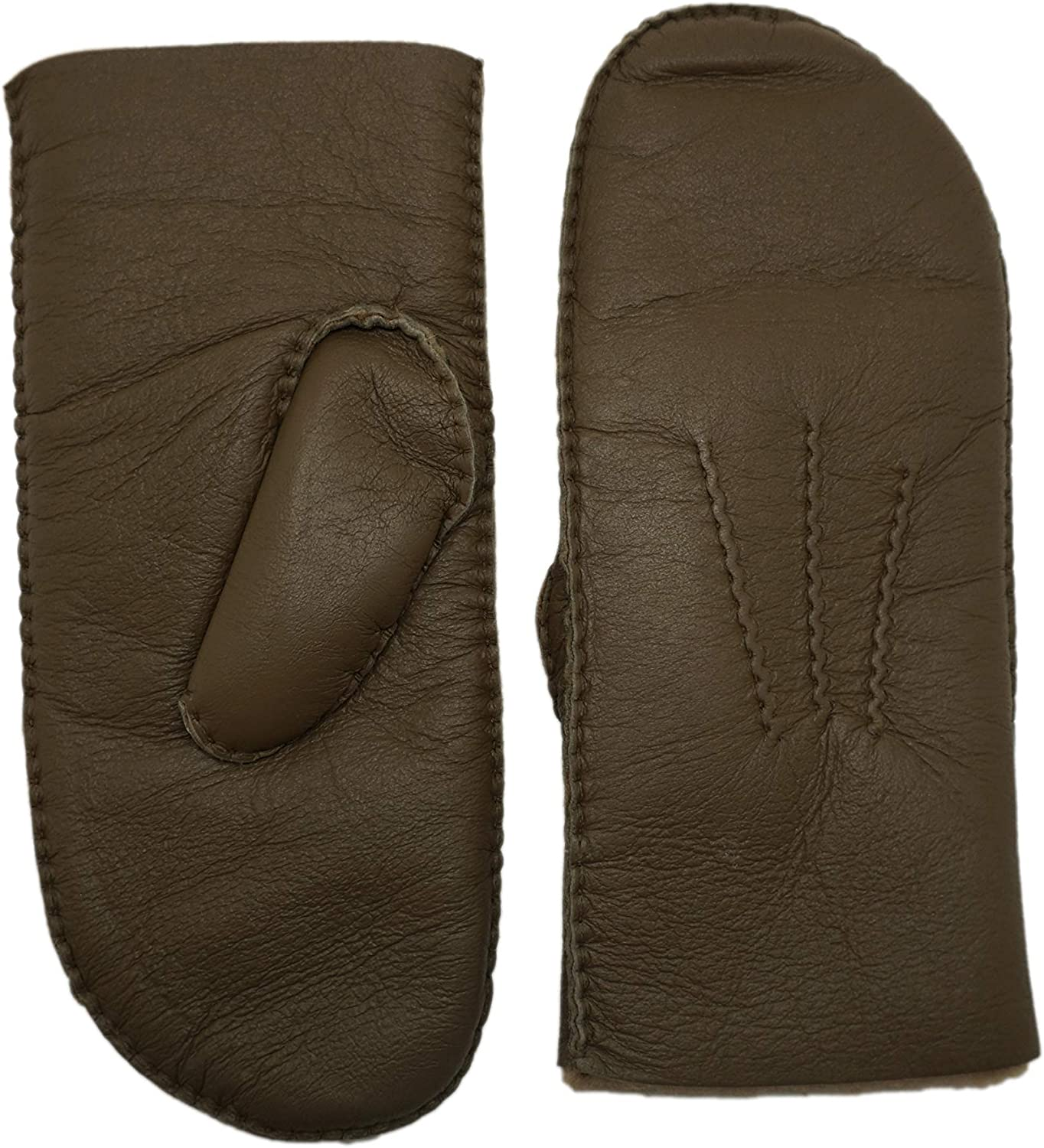 YISEVEN Women's Shearling Leather Gloves