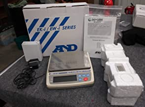 A&D EK1200i Legal For Trade Gold Scale