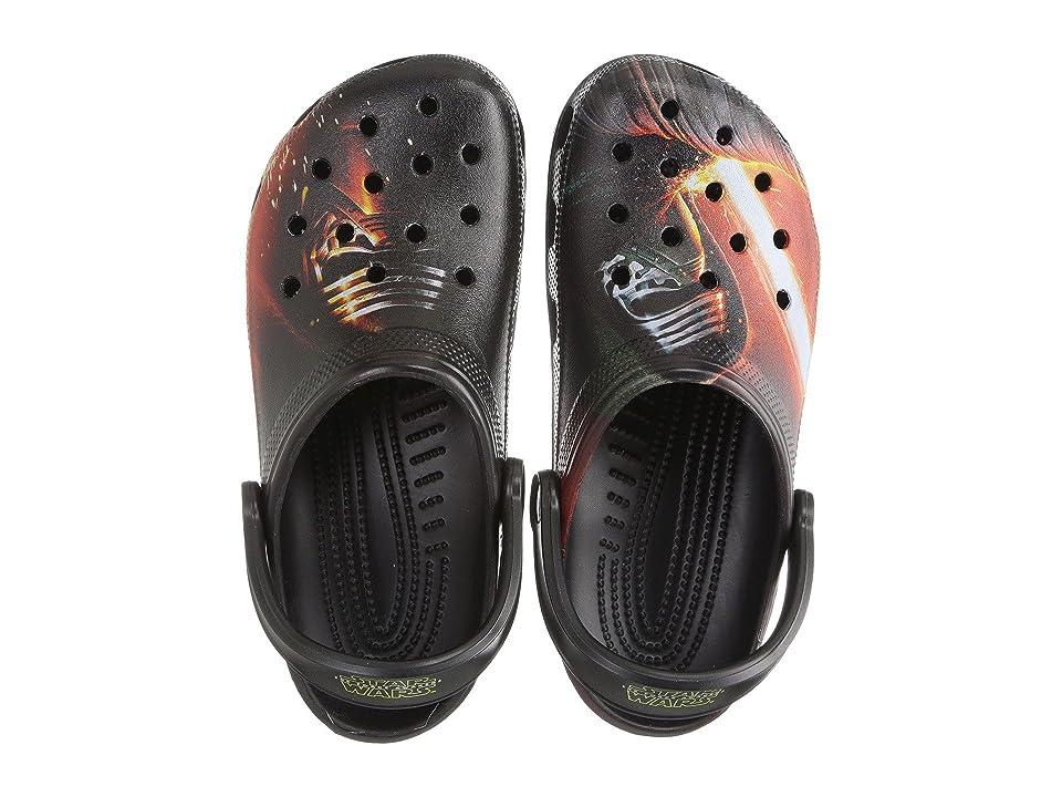 Crocs Classic Star Wars Villian Clog (Black) Clog Shoes
