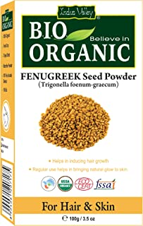 Indus Valley Natural Fenugreek Seed Powder
