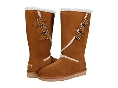 Koolaburra by UGG Shara Tall (Chestnut) Women