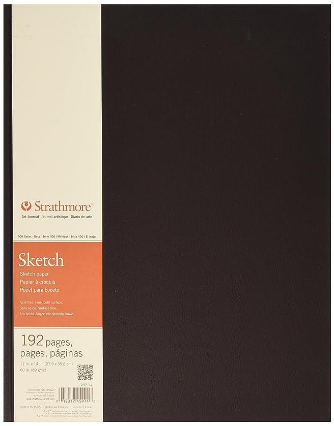 Strathmore 297-14 400 Series Hardbound Art Journal Sketch, 11