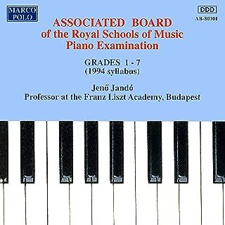 6 Little Preludes: No. 4 in D Major, BWV 936 (Grade 5, List A)