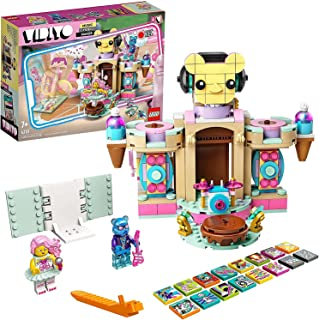 LEGO 43111 VIDIYO Candy Castle Stage BeatBox Music Video Maker Musical Toy for Kids, Augmented Reality Set with App