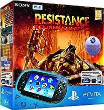 PlayStation Vita (PS Vita) - Console [Wi-Fi] con Resistance: Burning Skies (via PSN) e Memory Card 4 GB [Bundle]