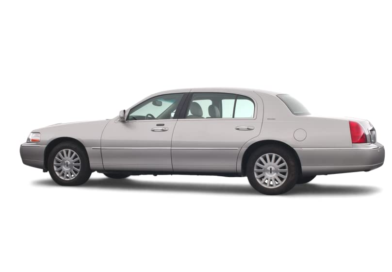 Amazon Com 2004 Lincoln Town Car Reviews Images And Specs Vehicles
