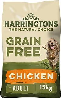 Harringtons Complete Grain Free Hypoallergenic Chicken & Sweet Potato Dry Dog Food 15kg