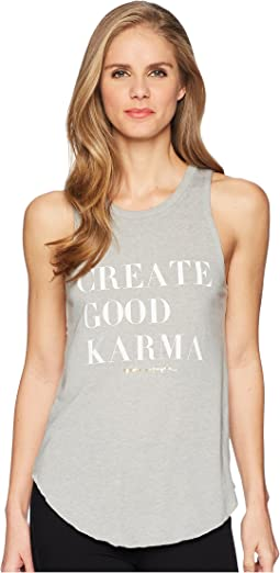 Good Karma Tank Top