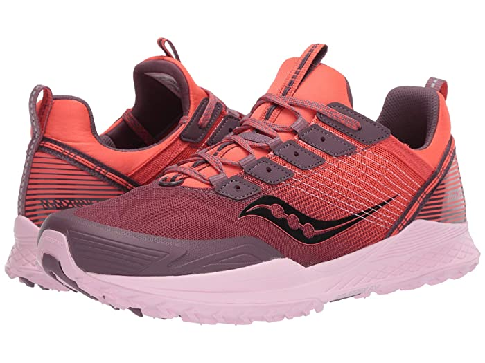 Saucony  Mad River TR (Coral) Womens Running Shoes